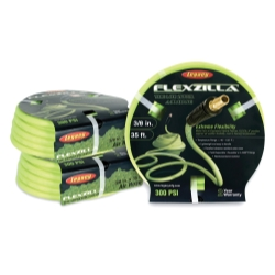Legacy ZillaGreen 3/8 in x 25' Air Hose with 1/4 in Threads