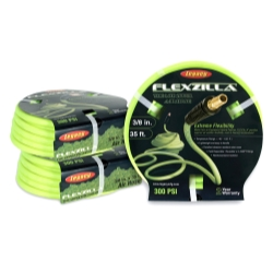 Legacy ZillaGreen 3/8 in x 35' Air Hose with 1/4 in Threads