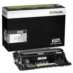 Lexmark 50F0Z00 Drum Unit, Black