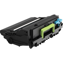 Lexmark 55B1000 Return Program Toner Cartridge, 3,000 Page-Yield, Black