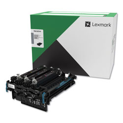 Lexmark 78C0ZV0 Return Program Imaging Kit, 125000 Page-Yield, Black