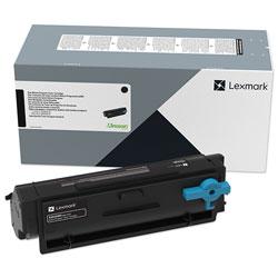 Lexmark B341H00 High-Yield Return Program Toner Cartridge, 3,000 Page-Yield, Black