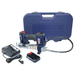 Lincoln Lubrication 20-Volt Lithium Ion PowerLuber Kit (Dual Battery)