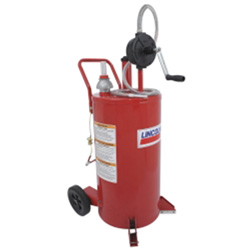 Lincoln Lubrication 25-Gallon Fuel Caddy
