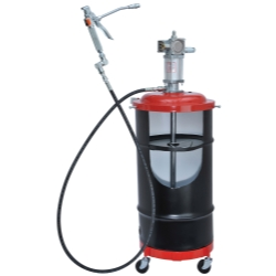 Lincoln Lubrication Air-Operated Portable Grease Pump Package