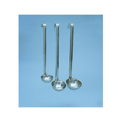 Admiral Craft Deluxe One Piece Ladles 11 1/2""
