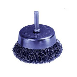 "Lisle 2 1/2"" Wire Cup Brush"