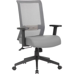 Lorell Task Chair Antimicrobial Seat Cover, 19 in Length x 19 in Width, Polyester, Gray, 1 Each