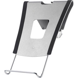 Lorell Laptop/Tablet Tray, Notebook, Tablet Support, Gray