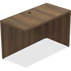 Lorell Top 1-1/2 in, Return 2 in x 48 in x 30 in, Walnut