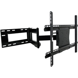 Lorell Large Double Articulated Mount, Black