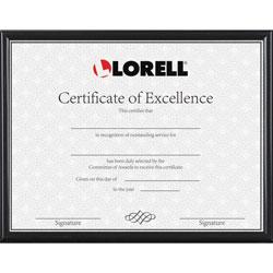 Lorell Frame, 8-1/2 inWx11 inH, Black