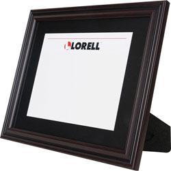 Lorell Frame, 13 inWx10-1/2 inH, Rosewood
