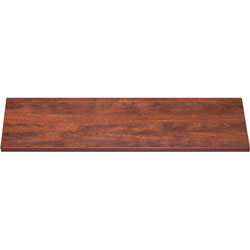 Lorell Lateral File Top, 42 in x 18 5/8 in x 1 in, Cherry