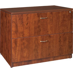 Lorell Lateral File,35 inx22 inx29-1/2 in,Cherry