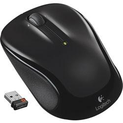Logitech Wireless Mouse, Black