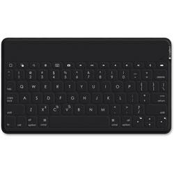 Logitech Keys-to-Go Ultra-Portable Stand-Alone Keyboard, Black