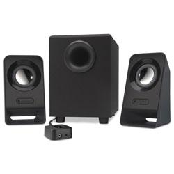 Logitech Z213 Multimedia Speakers, Black