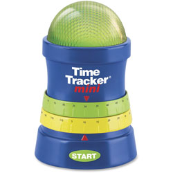 Learning Resources Mini Time Tracker, 3-1/4 in x 4-3/4 in, 3AAA Required, Multi