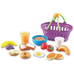 Learning Resources Breakfast Basket, Multi