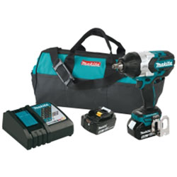 Makita 18V LXT Lithium-Ion Brushless Cordless High Torque