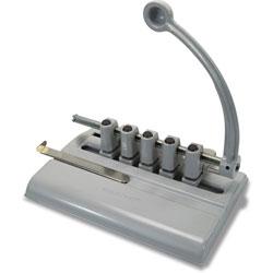 "Master Products Medical Punch, Adjustable, 2-/3-/5-/7- Holes Punching, 11/32"" Hole"