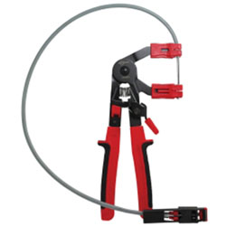 Mayhew Tools Professional Hose Clamp Pliers With Flex Cable