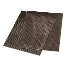 Scotch Brite® Griddle Screen, 4 x 5.5, Gray, 20/Pack