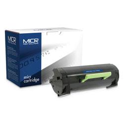 MICR Print Solutions Compatible 50F0HA0/50F1H00 (500HA/501H) High-Yield MICR Toner, 5000 Pg-Yld, BK