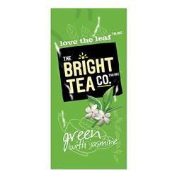 Mars Flavia Tea Freshpack Pods, Green with Jasmine, 0.03 oz, 100/Carton