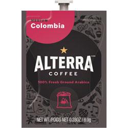Mars Drinks Alterra Colombia Med/Balanced Coffee, 100/CT, BK