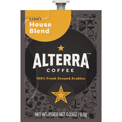 Mars Drinks Alterra House Blend, 100/CT, Black