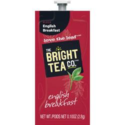 Mars Drinks Bright Tea English Breakfast, 10/CT, Red
