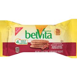 Nabisco Breakfast Biscuits, Brown Sugar, 1.76 oz., 8/BX