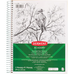 Mead Sketchbook, Perforated, 67 lb., 8-1/2 inWx3/5 inLx11 inH, White
