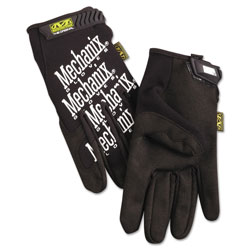Mechanix Wear The Original Work Gloves, Black, 2X-Large