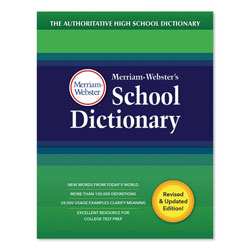 Advantus School Dictionary, Grades 9-11, Hardcover, 1,280 Pages