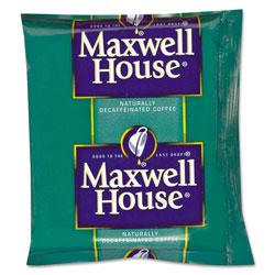 Maxwell House® Coffee, Original Roast Decaf, 1.1 oz Pack, 42/Carton