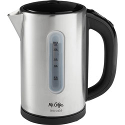 Classic Coffee Concepts Electric Kettle, Digital Controls, 1.7-Liter Capacity