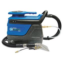 Mercury Floor Machines Carpet Spot Extractor with Hand Tool, 3-Gal Capacity, 20ft Cord, Yellow/Black