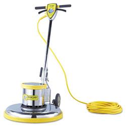 Mercury Floor Machines PRO-175-21 Floor Machine, 1.5 HP, 175 RPM, 20 in Brush Diameter