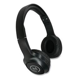 Morpheus 360® TREMORS Stereo Wireless Headphones with Microphone, Black
