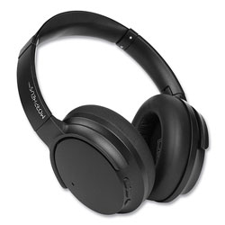 Morpheus 360® KRAVE Stereo Wireless Headphones aptX Bluetooth 5.0 and CVC 8.0, Black