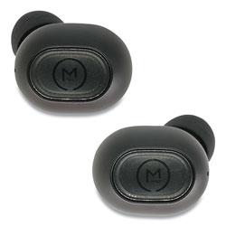Morpheus 360® PULSE 360 True Wireless Earbuds, Black