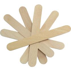 "Medline Tongue Blade, 5-1/2"", Nonsterile, 500/BX, Wood"