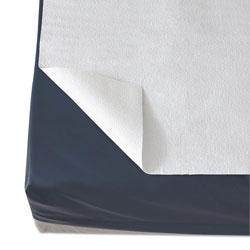 Medline Disposable Drape Sheets, 40 x 48, White, 100/Carton