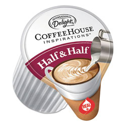 Marjack Coffee House Inspirations Half & Half, 0.38 oz, 180/Carton