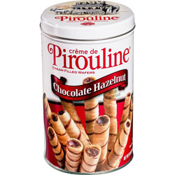 Marjack Pirouline Cookie w/Cream Filling, 14 Ounce