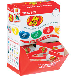 Jelly Belly® Individually Wrapped, 80/PK, Assorted Flavor