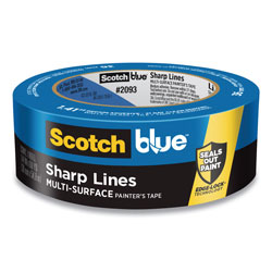 Scotch™ Ultra Sharp Lines Multi-Surface Painter's Tape, 3 in Core, 1.41 in x 45 yds, Blue